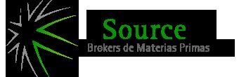 Source proveedor de Materias Primas Logo